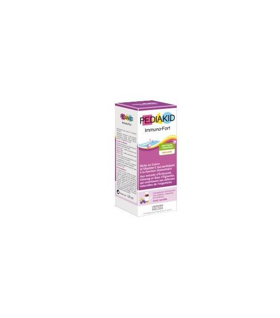 Jarabe infantil inmuno PEDIAKID 125 ml