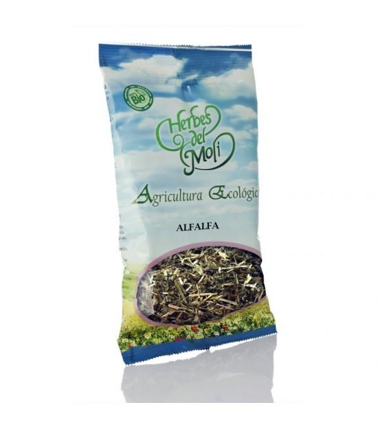 Bolsa alfalfa planta HERBES DEL MOLI 45 gr ECO