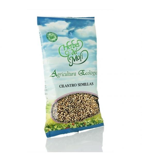 Bolsa cilantro semillas HERBES DEL MOLI 60 gr ECO