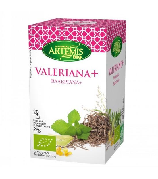 Infusion valeriana (20 filtros) ARTEMIS 30 gr