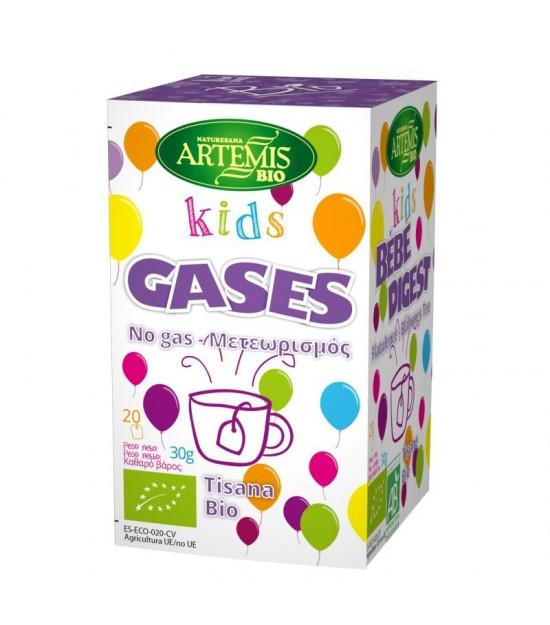 Tisana kids gases niños (20 filtros) ARTEMIS BIO
