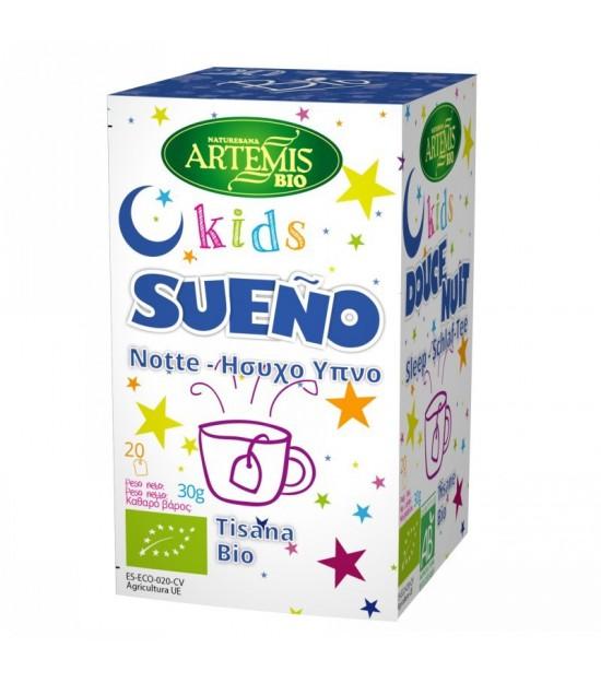 Tisana kids sueño niños (20 filtros) ARTEMIS BIO