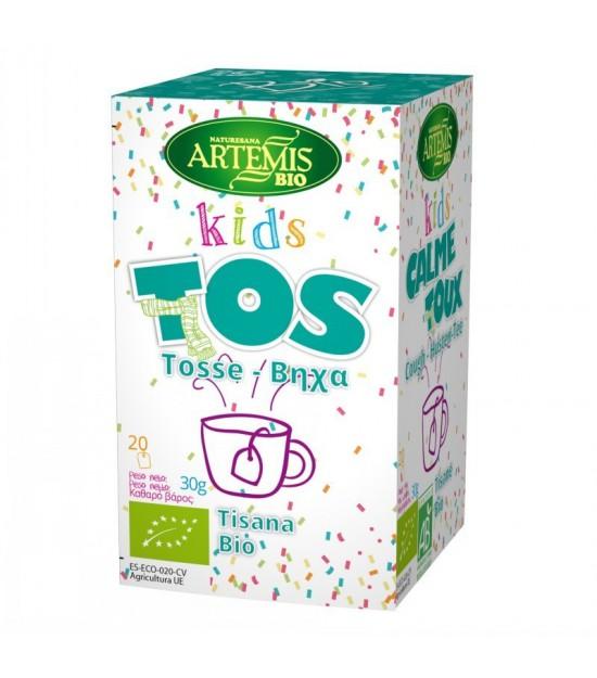 Tisana kids tos niños (20 filtros) ARTEMIS BIO