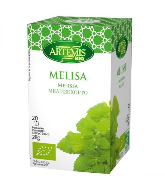Infusion melisa (20 filtros) ARTEMIS 30 gr