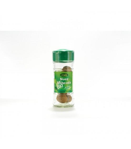 Nuez moscada especias ARTEMIS 25 gr BIO