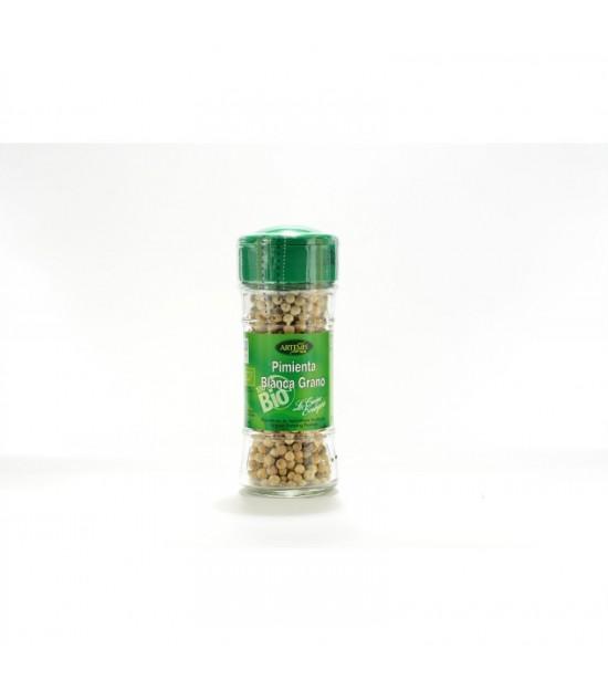 Pimienta blanca grano especias ARTEMIS 45 gr BIO