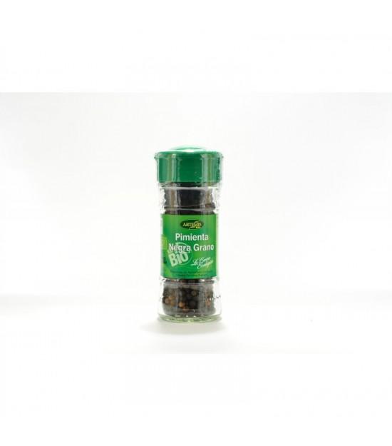 Pimienta negra grano especias ARTEMIS 40 gr BIO