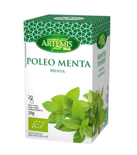 Infusion menta poleo (20 filtros) ARTEMIS 30 gr
