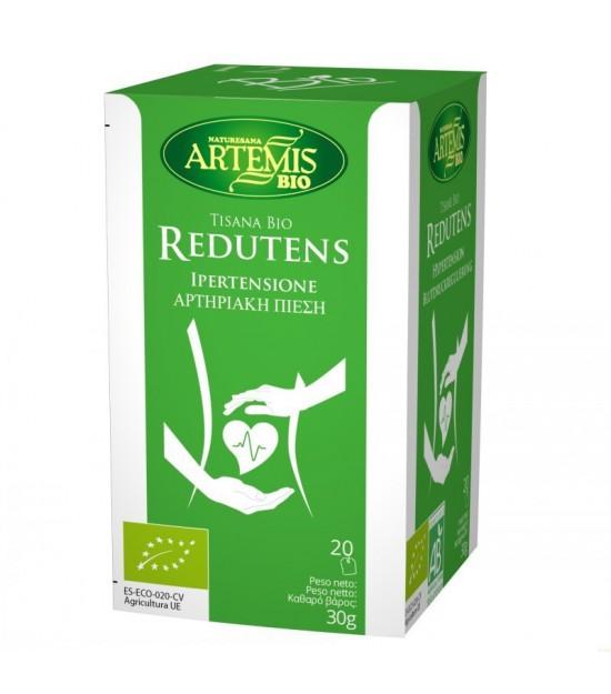 Tisana redutens t (20 filtros) ARTEMIS BIO