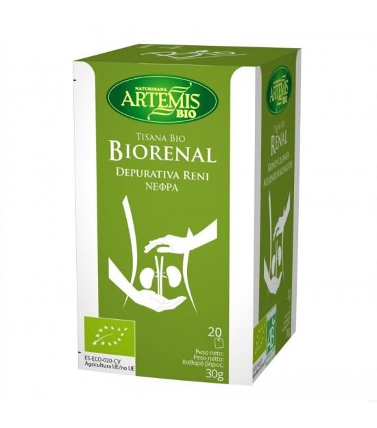 Tisana biorenal t (20 filtros) ARTEMIS BIO