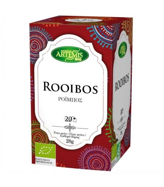Infusion te rooibos (20 filtros) ARTEMIS 30 gr