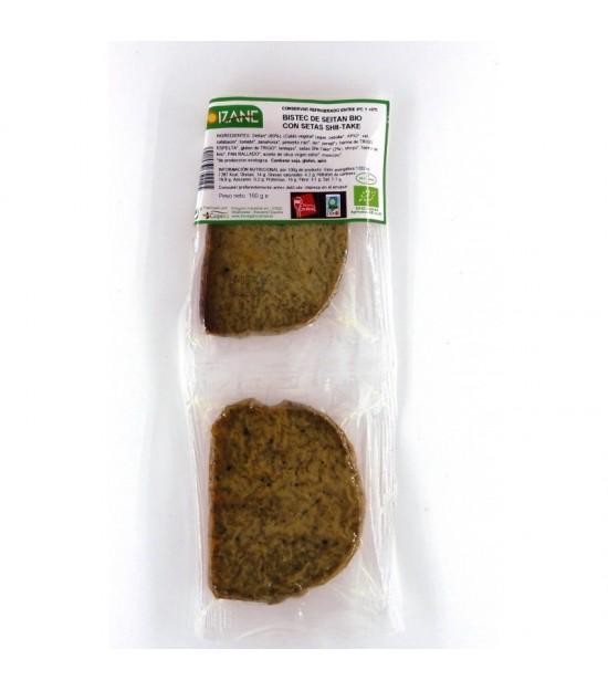 Bistec seitan shitake GOIZANE 160 gr