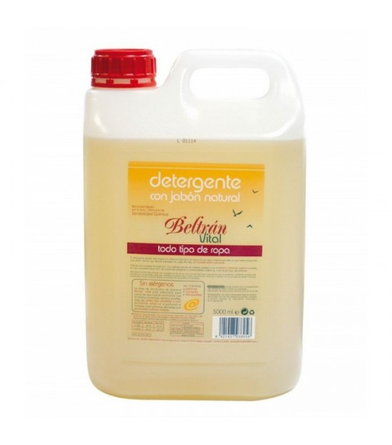 Detergente vital JABONES BELTRAN 5 L