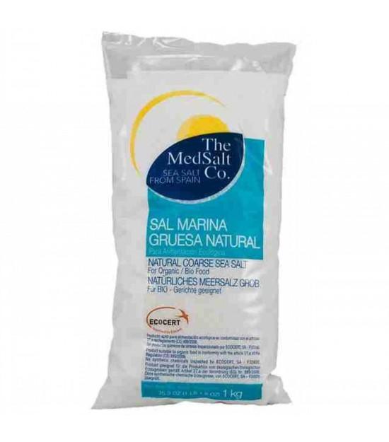 Sal gruesa MEDSALT 1 kg