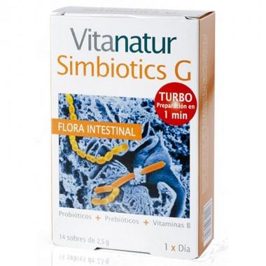 Simbiotics G VITANATUR 14 sobres
