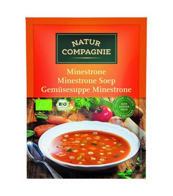 Minestrone verduras NATUR COMPAGNE 50 gr BIO