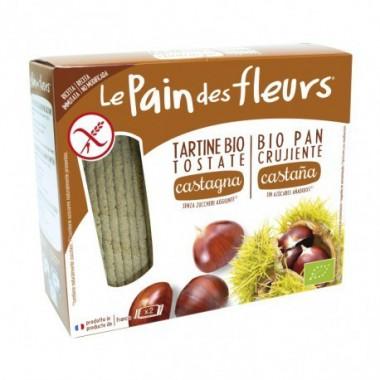 PAN FLORES harina castaña 150 gr BIO