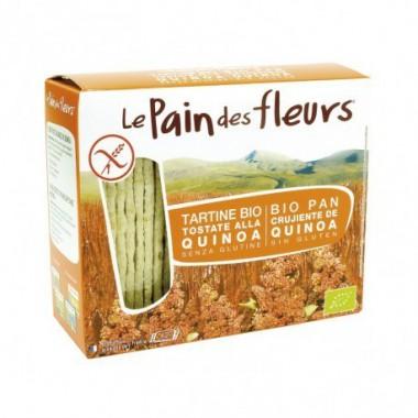 PAN FLORES quinoa 150 gr BIO