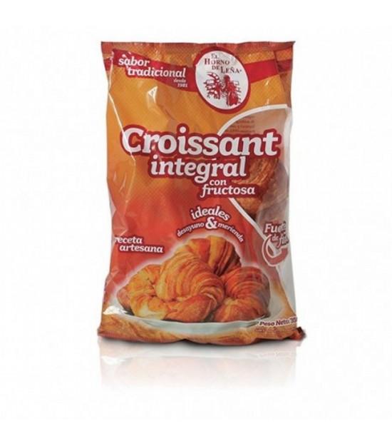 Croissant integral con fructosa HORNO DE LEÑA 350 gr BIO