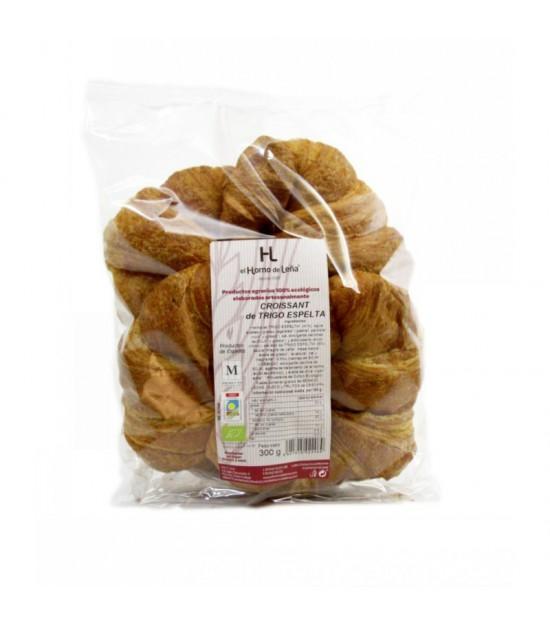 Croissant espelta HORNO DE LEÑA 300 gr BIO