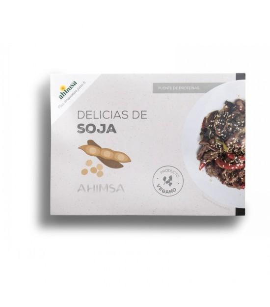 Delicias soja AHIMSA 250 gr BIO