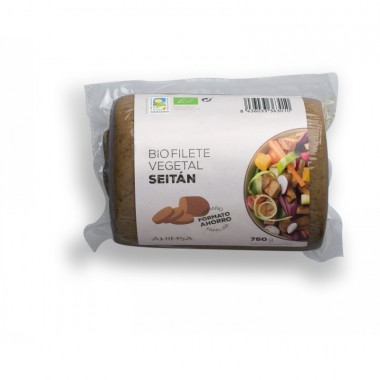 Filete seitan AHIMSA 750 gr BIO