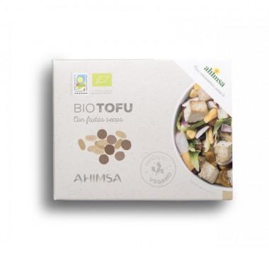 Tofu frutos secos AHIMSA 230 gr BIO