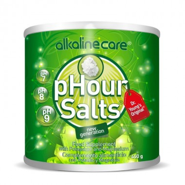 Young pHorever phour salts ALKALINE CARE 450 gr