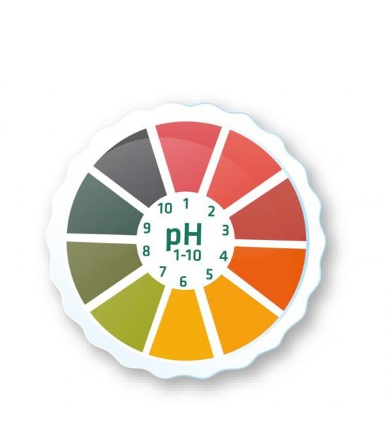 Tiras reactivas pH ALKALINE CARE 5 metros