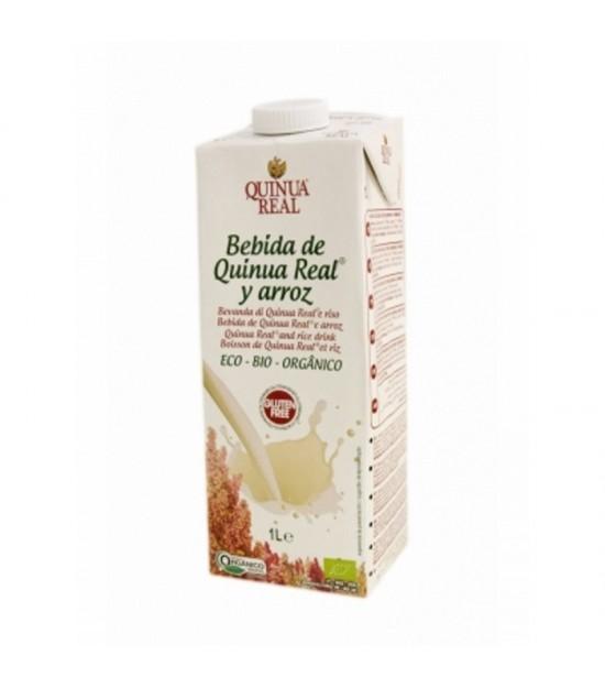 Bebida arroz QUINUA REAL 1L BIO