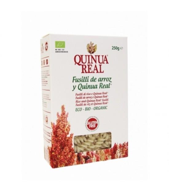 Espiral arroz y QUINUA REAL 250 gr BIO