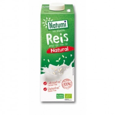 Bebida arroz natural NATUMI 1L BIO