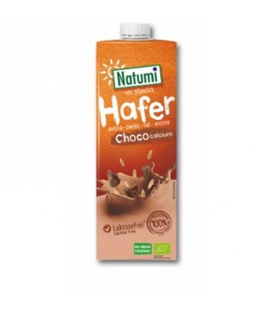 Bebida avena cacao calcio NATUMI 1L BIO