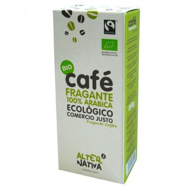 Cafe fragante molido ALTERNATIVA 3 (250 gr) BIO