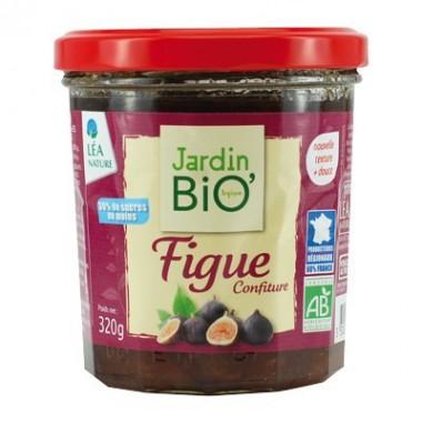 Mermelada higos JARDIN BIO 320 gr