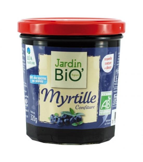 Mermelada arandanos JARDIN BIO 320 gr