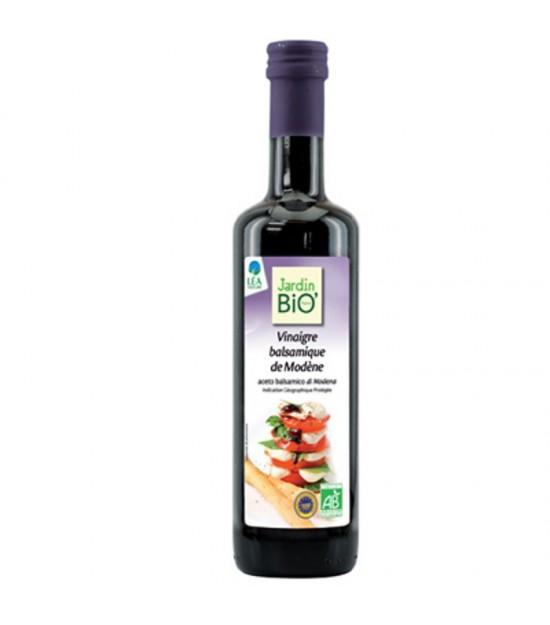 Vinagre balsamico modena JARDIN BIO 500 ml