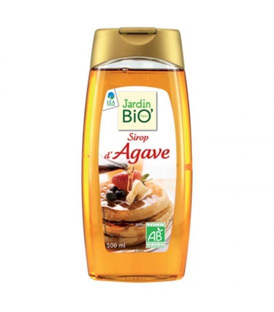 Sirope agave JARDIN BIO 500 ml