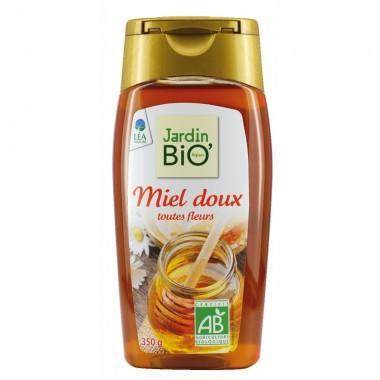 Miel milflores JARDIN BIO 350 gr