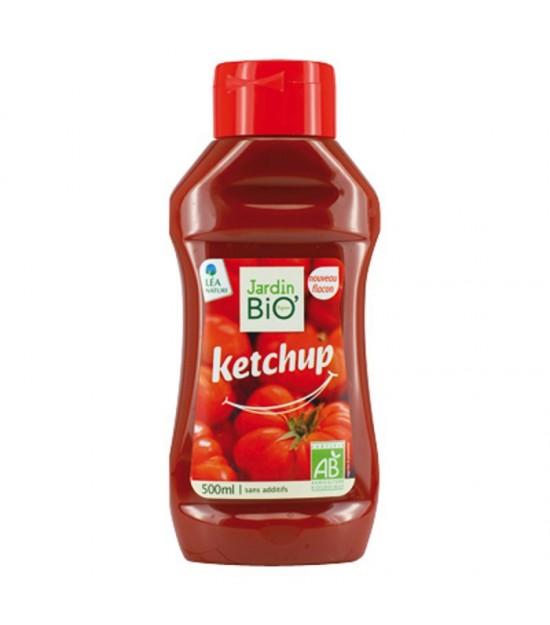 Ketchup JARDIN BIO 560 gr