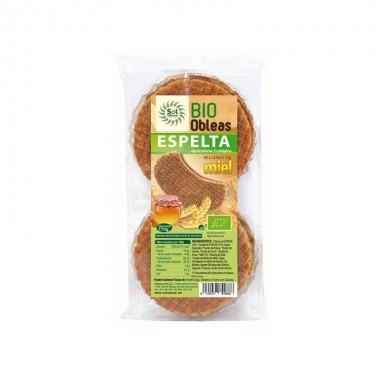 Oblea espelta miel SOL NATURAL 175 gr BIO