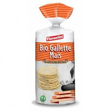 Tortas maiz finas FIORENTINI 120 gr BIO