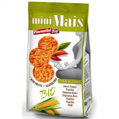 Snack maiz chili picante FIORENTINI 50 gr BIO