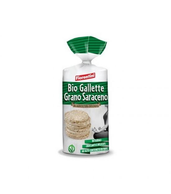 Tortas trigo sarraceno FIORENTINI 100 gr BIO