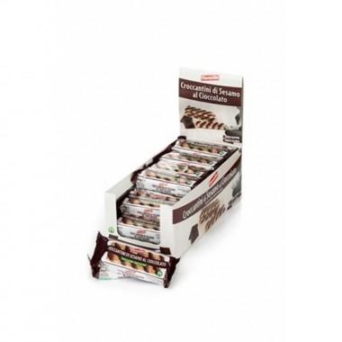 Barrita sesamo chocolate FIORENTINI 60 gr BIO