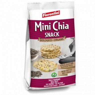 Snack maiz chia FIORENTINI 50 gr BIO