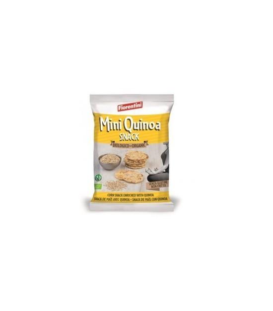 Snack maiz quinoa FIORENTINI 50 gr BIO