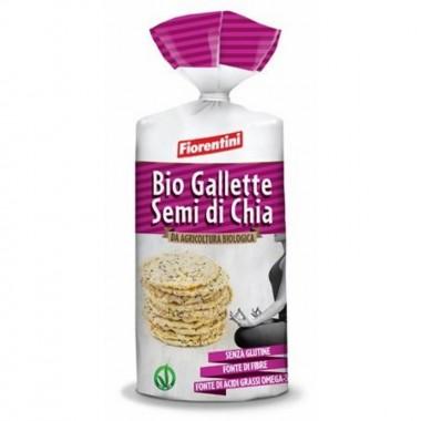 Tortas maiz chia FIORENTINI 120 gr BIO