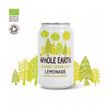 Refresco limon WHOLE EARTH sin azucar 330 ml BIO