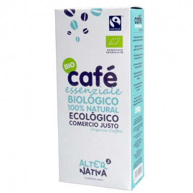 Cafe essenziale molido ALTERNATIVA 3 (250 gr)
